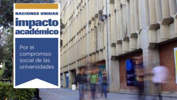 """La ONU incorporó a la UCAB a su iniciativa """"Impacto Académico"""""""