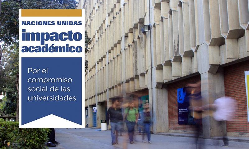 """La ONU incorporó a la UCAB a su iniciativa """"Impacto Académico»"""
