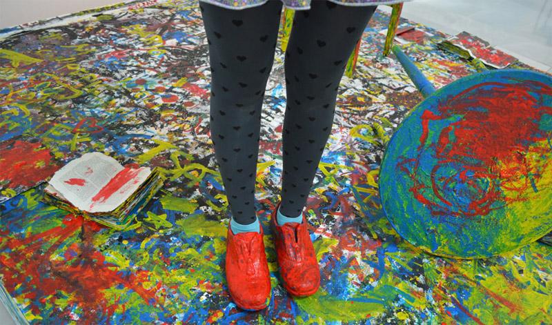 La creatividad estudiantil se expondrá en «Arte UCAB: Etapas de la Vida»