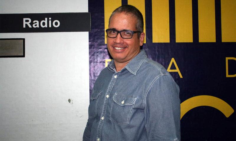 """Juan Ernesto Páez-Pumar: """"El periodista no es héroe ni víctima"""""""