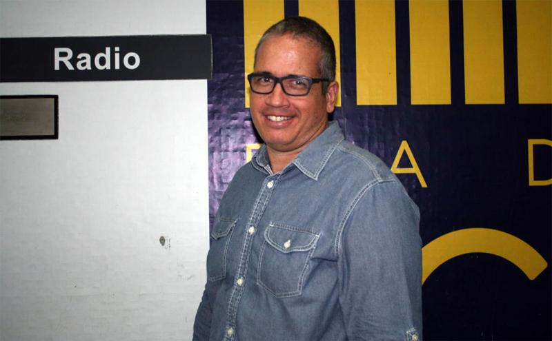 Juan Ernesto Páez-Pumar: «El periodista no es héroe ni víctima»