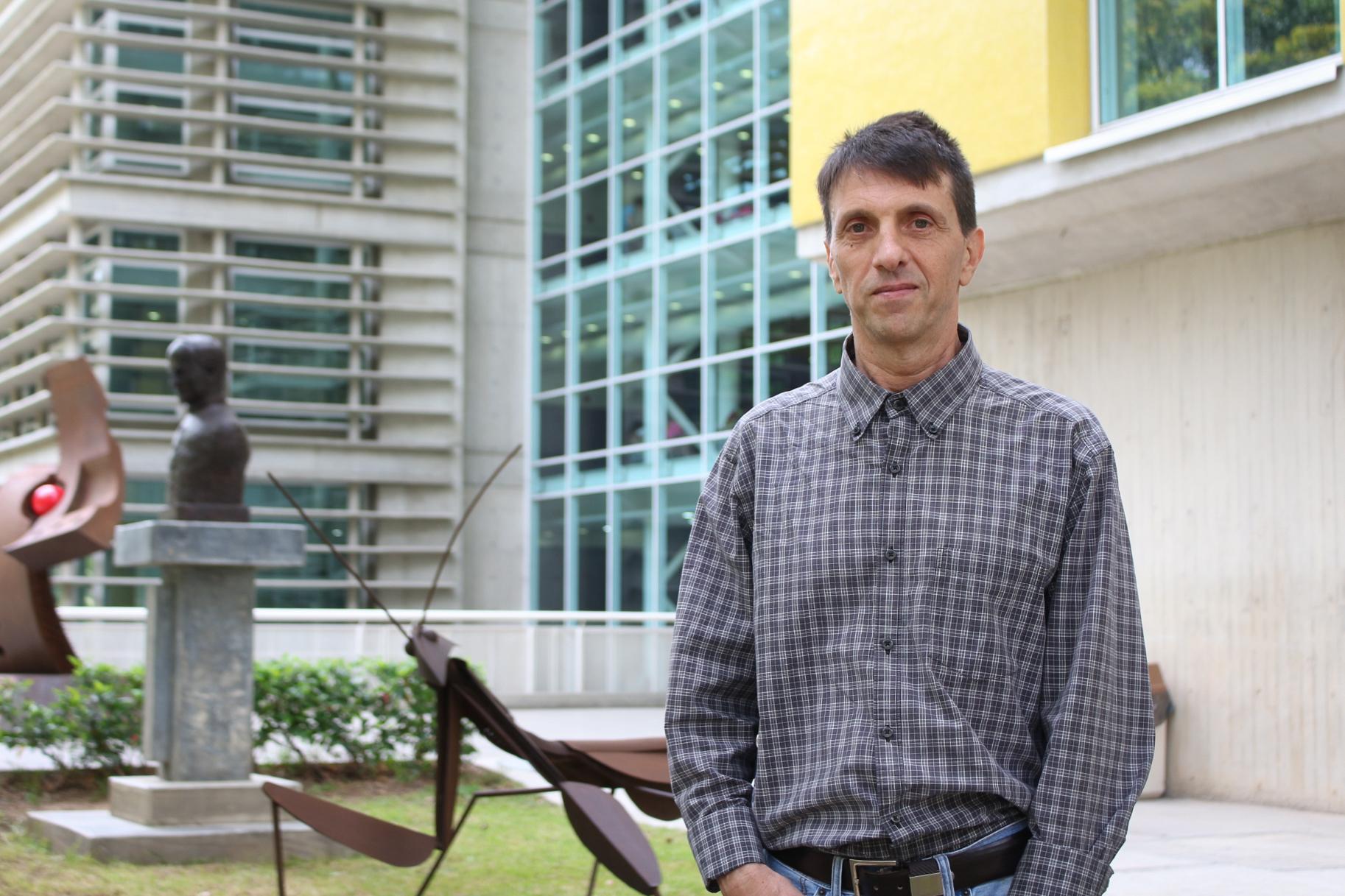 Profesores que inspiran: José Luis Jiménez