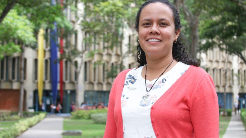 Yohana Rodríguez, una religiosa apasionada por la psicología