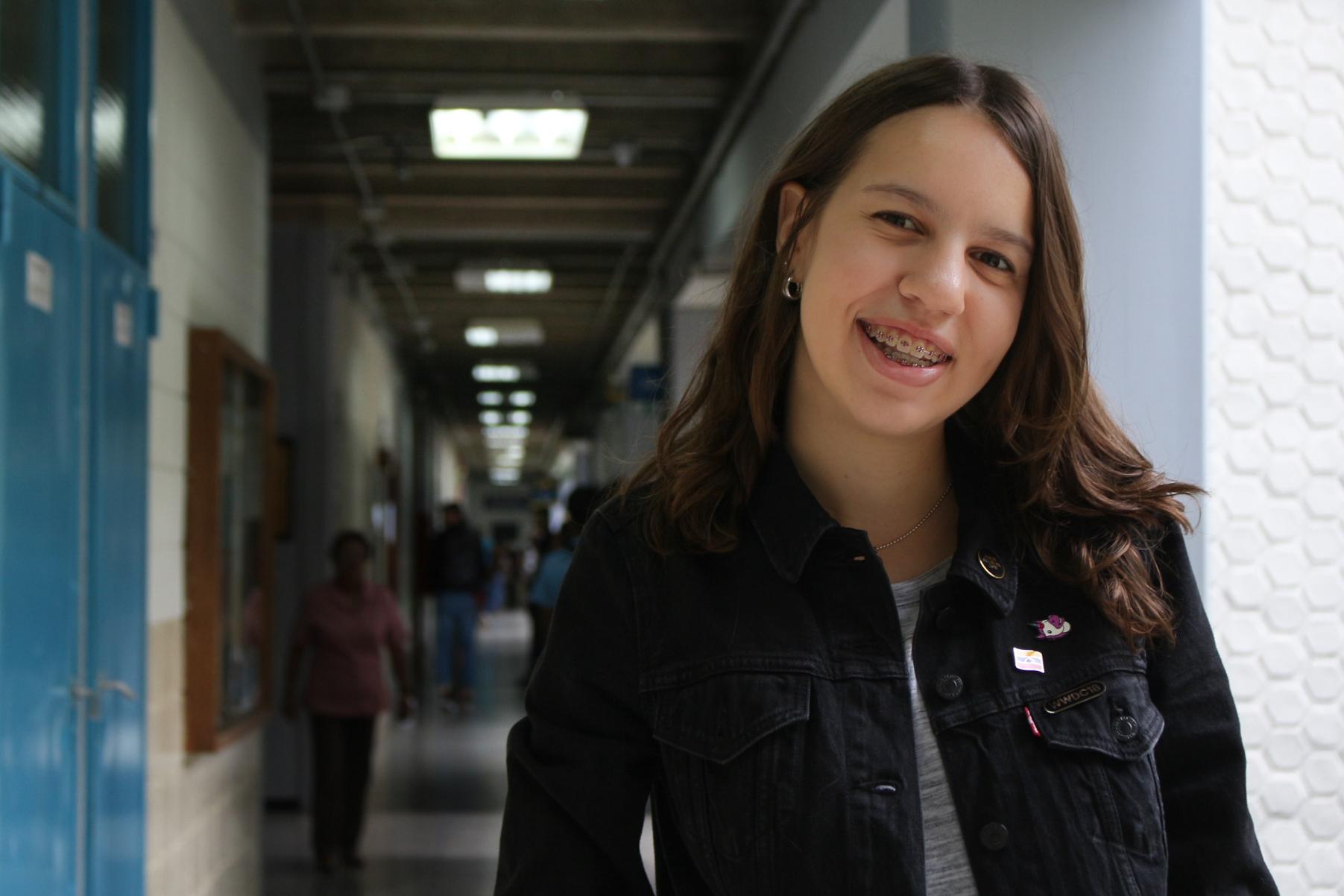 Sofía Rodríguez, la futura ingeniera reconocida por Apple