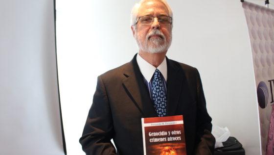 De genocidio y otros crímenes atroces se habló en la UCAB