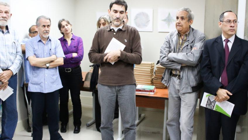 """Leonardo Carvajal presentó sus """"Noventa miradas sobre el chavismo"""""""