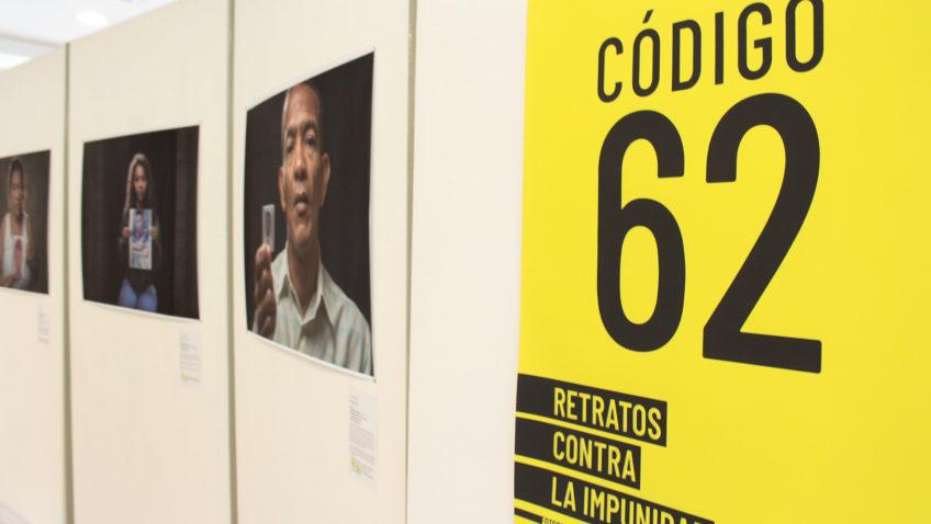 Una exposición fotográfica en la UCAB denuncia la violencia policial