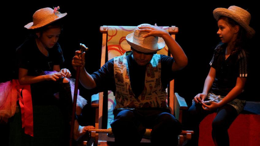 Plan vacacional de teatro para niños llega nuevamente a la UCAB