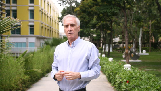 Profesores que inspiran: Jorge Benedicto
