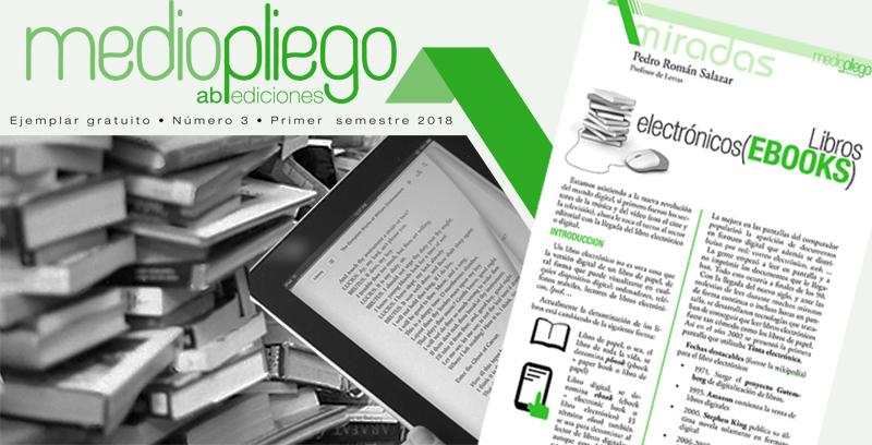 Nueva edición de Mediopliego diserta sobre lectura y nuevas tecnologías
