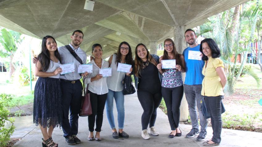 La UCAB otorgó reconocimiento a voluntarios destacados