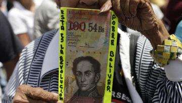 Informe de la UCAB: Inflación superará el 56.000% al cierre de 2018