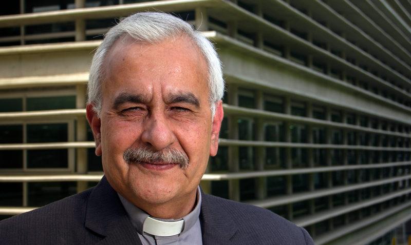Francisco Virtuoso fue ratificado como rector para el período 2018-2022