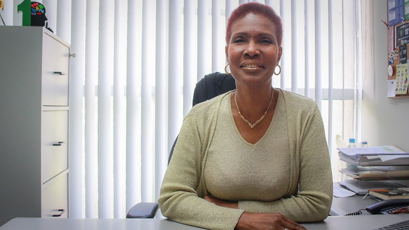 Profesores que inspiran: Genevieve Saint-Surin
