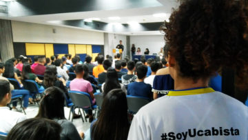 Jornadas de inducción en la UCAB Guayana: Transición en positivo