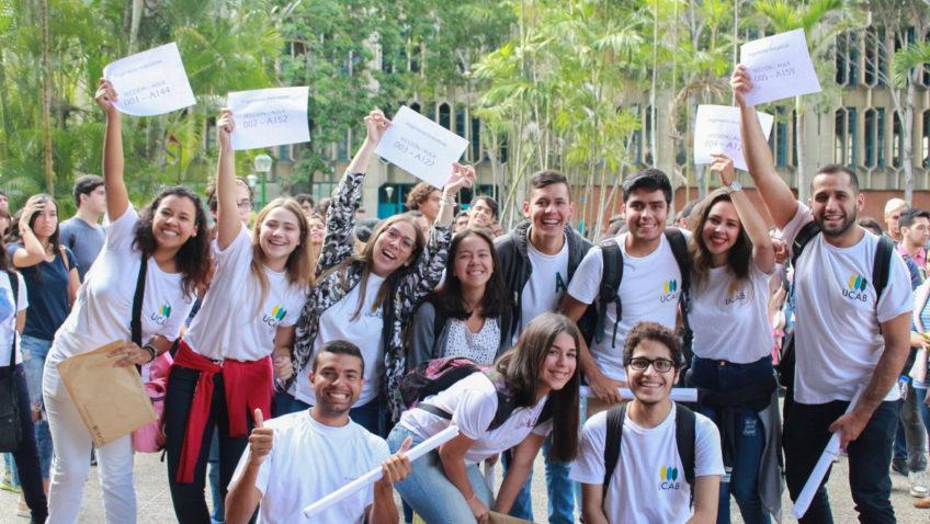 El entusiasmo reinó en las inducciones académicas 2018-2019