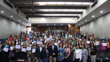 """La UCAB avanza con el programa social """"Mujeres con Propósito"""""""