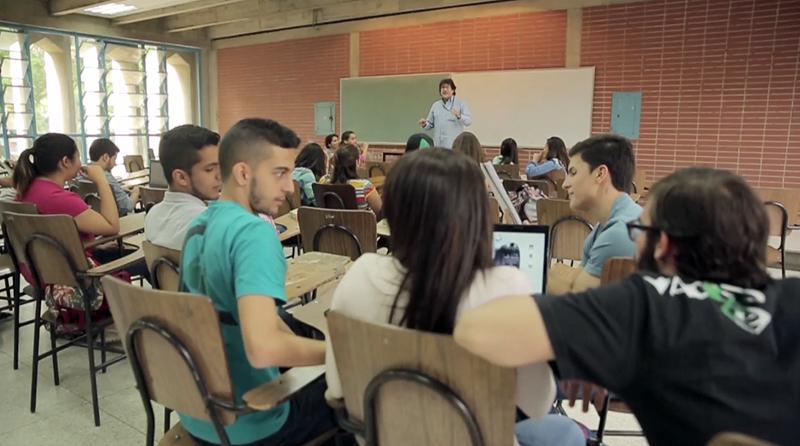 """""""Tiempos difíciles, tiempos de acción"""": Mensaje del vicerrector académico"""