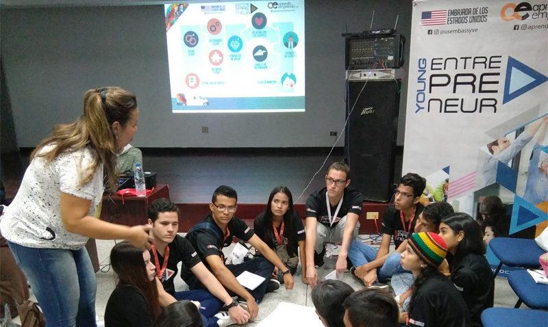 Futuros emprendedores se formaron en UCAB Guayana