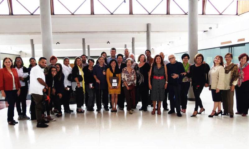 La UCAB asumió presidencia de la asociación que agrupa a bibliotecas académicas de Venezuela
