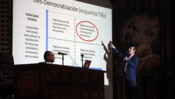 """""""Las transiciones democráticas tienen causantes y no causas"""""""