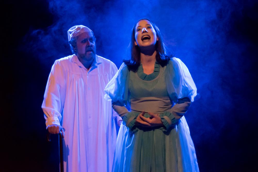 El espectáculo musical «Canción de Navidad» llega a la UCAB
