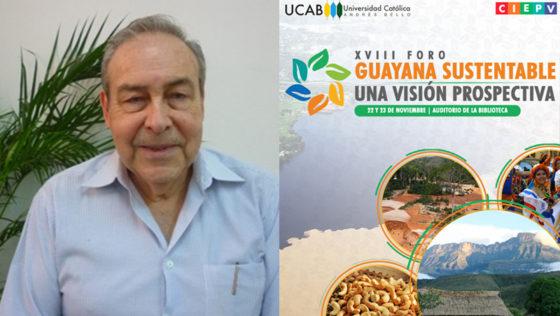 """""""Los guayaneses son quienes tienen que decidir hacia dónde quieren impulsar el desarrollo de su región"""""""