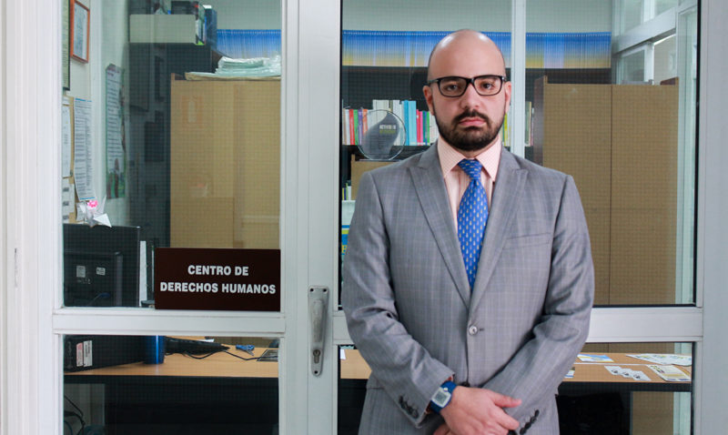 Eduardo Trujillo: Venezolanos emigran ante un Estado que no garantiza DDHH