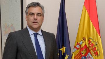 Embajador de España: Feria del libro de la UCAB será espacio de intercambio y diálogo