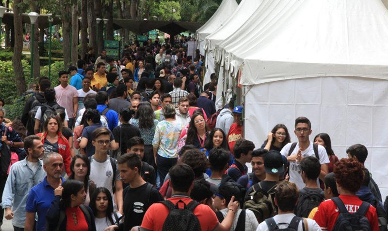 Comenzó la FLOC UCAB 2018, un espacio para celebrar la libertad