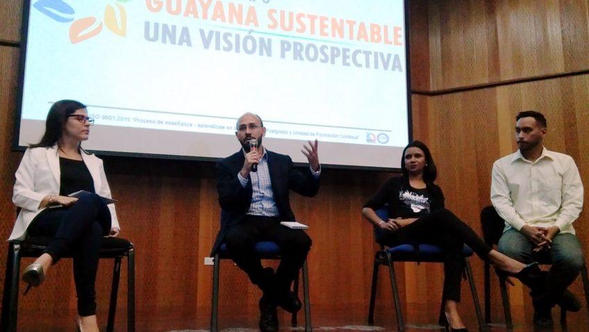Foro Guayana Sustentable: un espacio propositivo para la acción