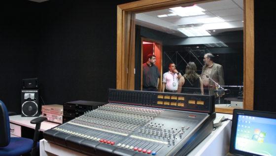 Reinauguran espacios audiovisuales de la UCAB
