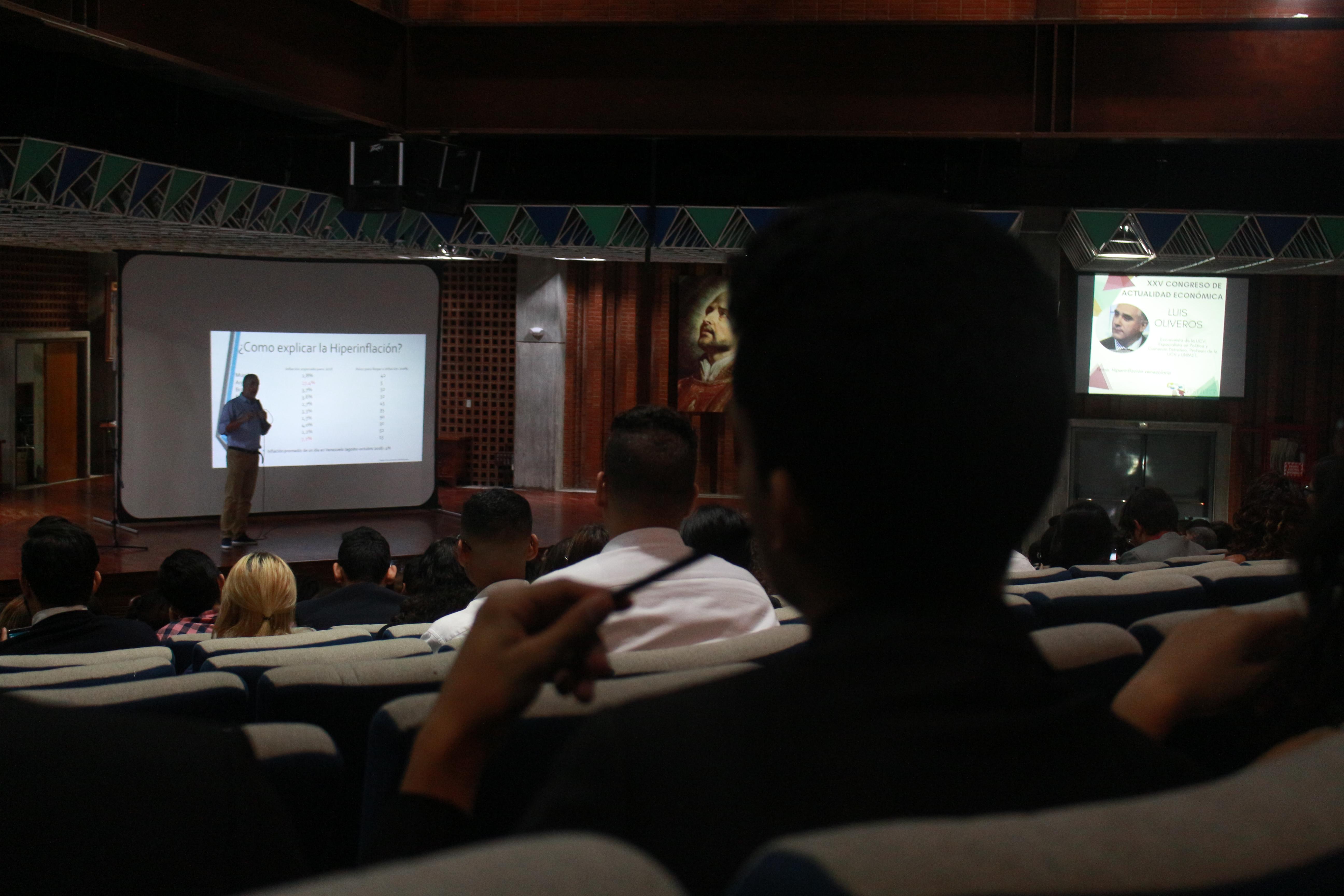 Crisis y emprendimiento: Dos caras del XXV Congreso de Actualidad Económica
