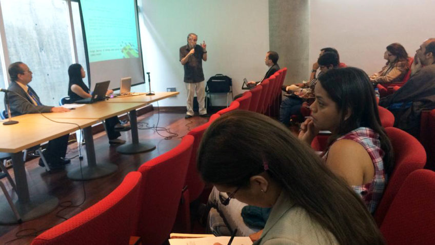 Con éxito se llevaron a cabo las I Jornadas de Evaluación Institucional de la UCAB