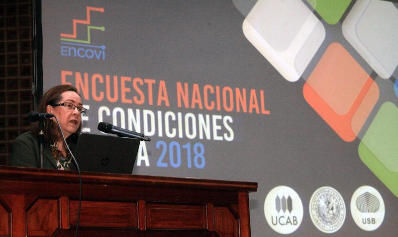 Se incrementa la pobreza en Venezuela, según resultados preliminares de ENCOVI 2018