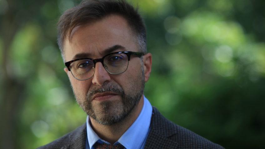 El Ucabista pregunta a… Rafael-José Díaz, poeta español