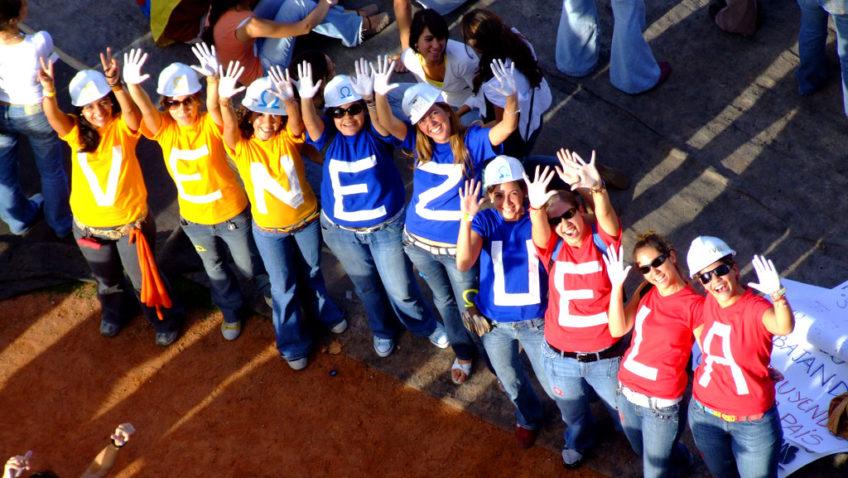 Vuelven las jornadas Reto País para rescatar a Venezuela