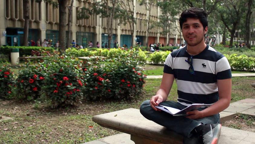 Los ucabistas invitan a la FLOC UCAB 2018 (VIDEO)