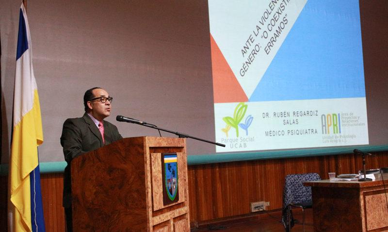 La UCAB realizó las III Jornadas contra la violencia de género