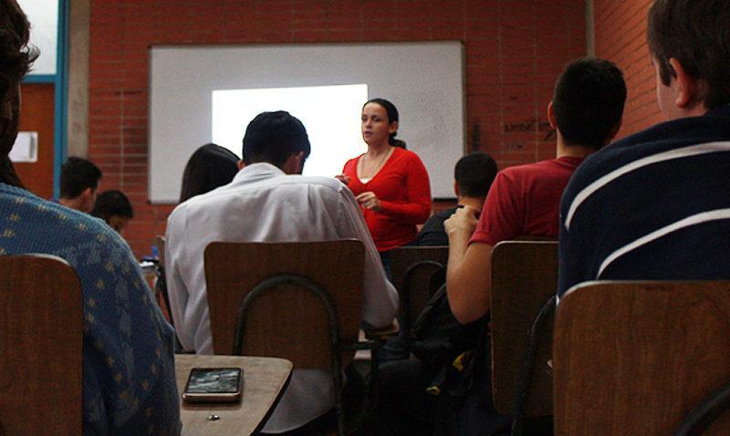 La UCAB celebra a los profesores universitarios