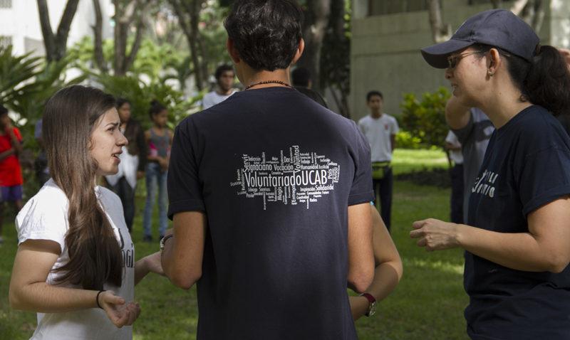 Voluntariado ucabista: Honor a quien honor merece