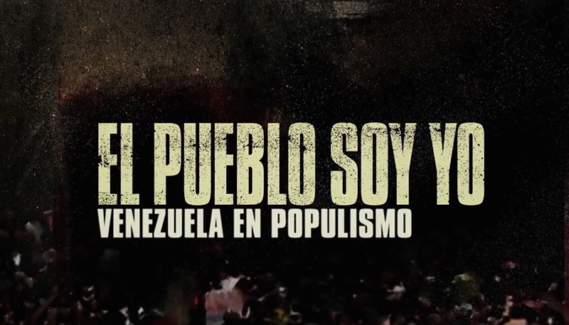 El nuevo documental de Carlos Oteyza se verá en la UCAB