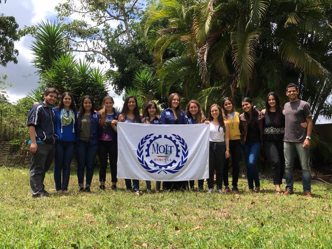 Integrantes del MOIT UCAB participarán en competencia internacional