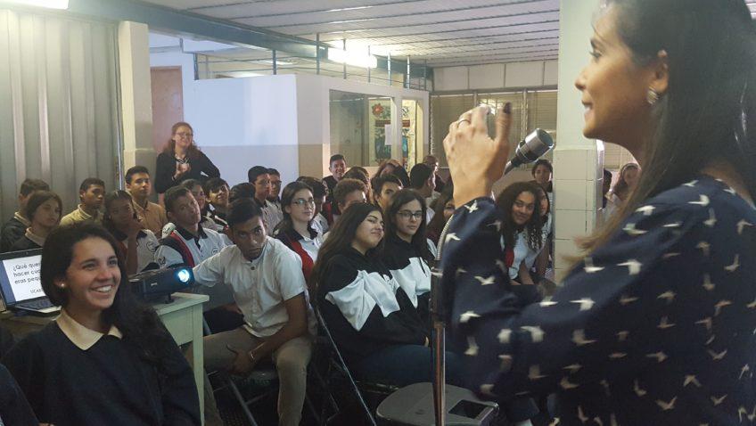 La UCAB orienta a futuros bachilleres sobre su proyecto de vida