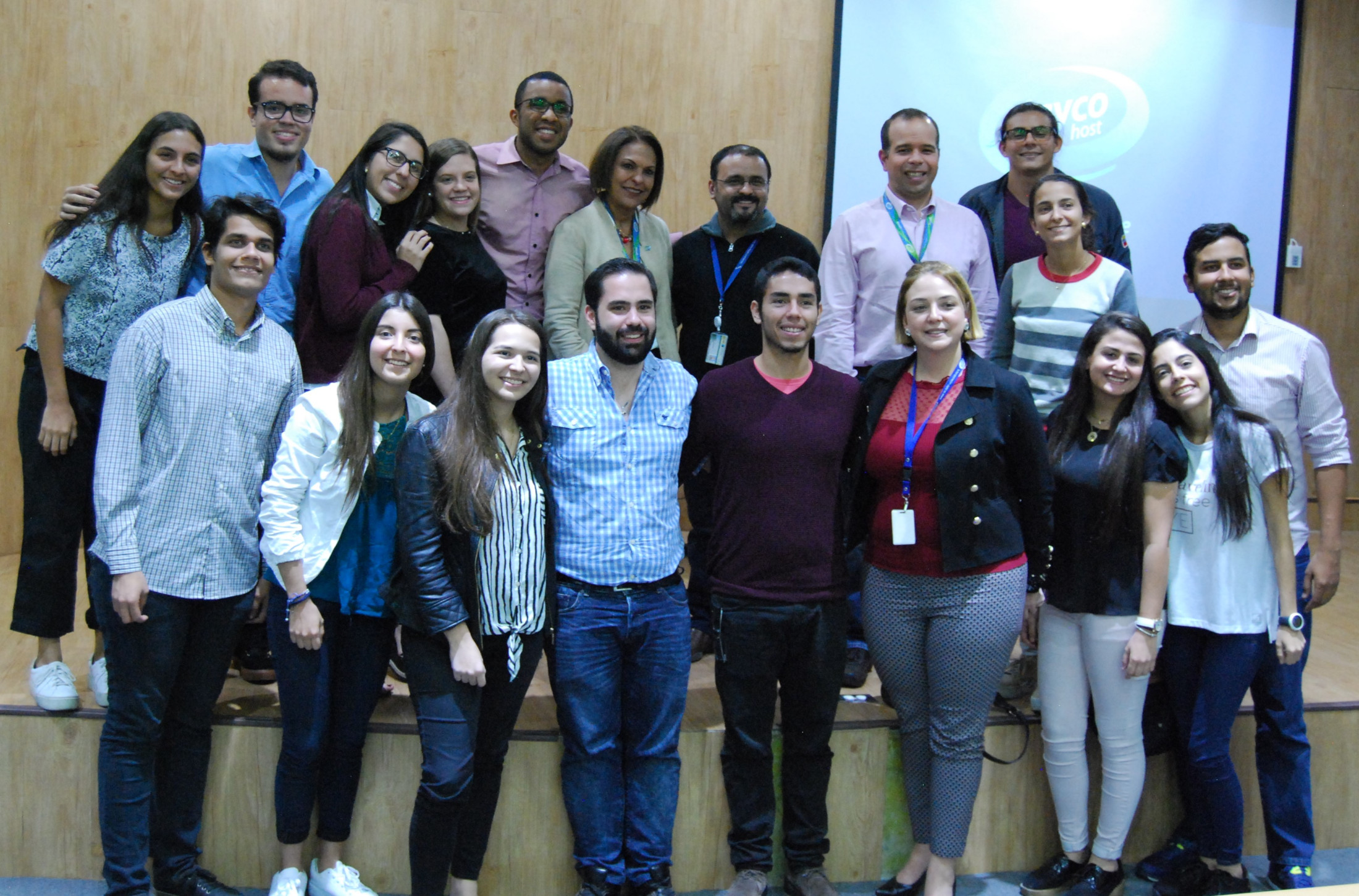 Culminó primera etapa de la Cátedra Empresarial Daycohost-UCAB