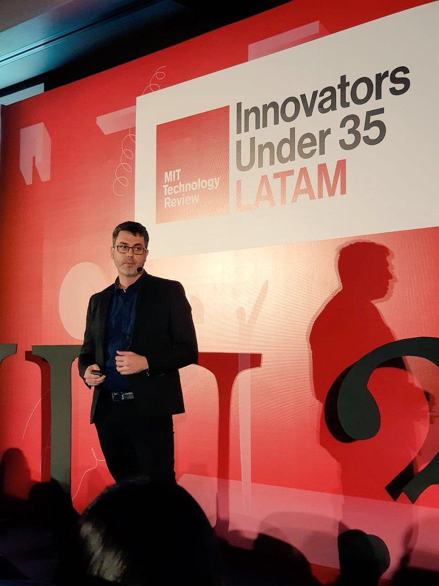 Ucabista fue incluido en la lista de innovadores del MIT