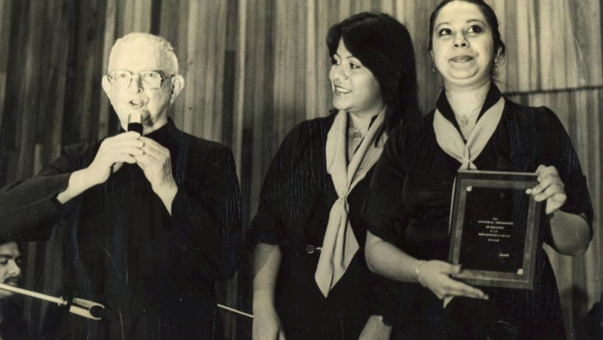 #TBTUCAB: Recordando al hermano Lanz