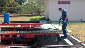 Única planta de aguas servidas en Ciudad Guayana es ucabista