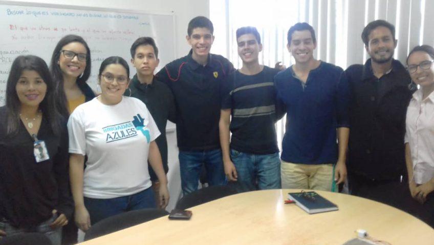 Cinco universidades caraqueñas crearon grupo juvenil de educación ambiental