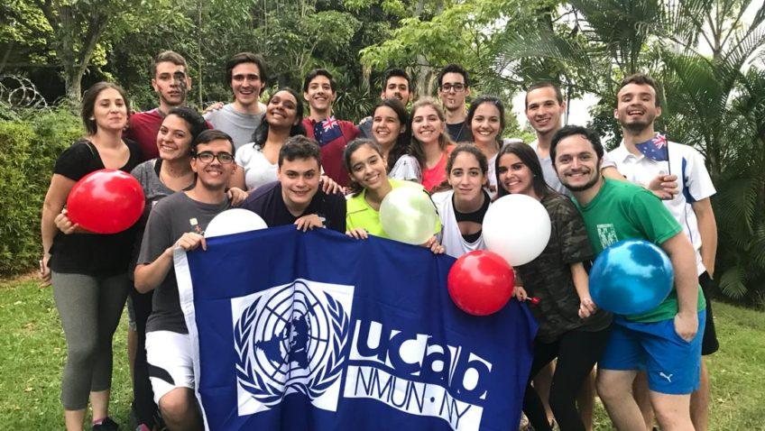 Delegación NMUN UCAB recauda fondos para llegar a Nueva York